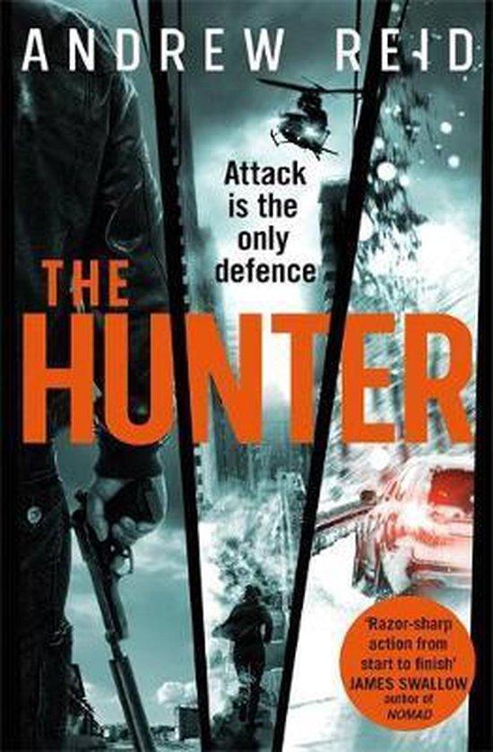 Omslag van The Hunter