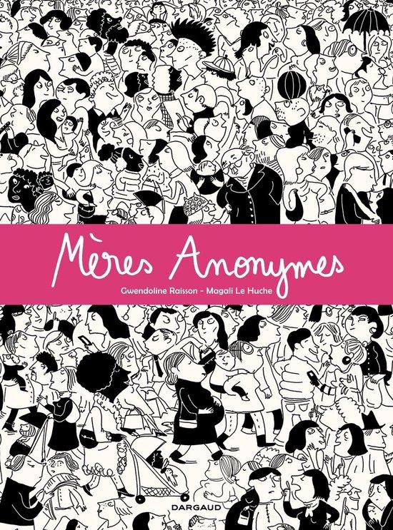 Boek cover Mères Anonymes van Gwendoline Raisson (Onbekend)