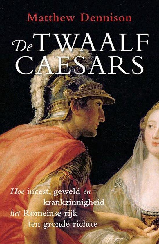 Cover van het boek 'De twaalf Caesars'