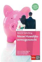Tekst & Toelichting  -  Nieuw huwelijksvermogensrecht 2018