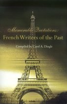 French Writers of the Past