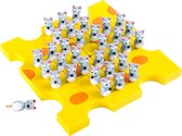 Small Foot Solitaire Kaas en Muizen