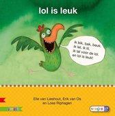 Veilig leren lezen  -  Lol is leuk AVI M3