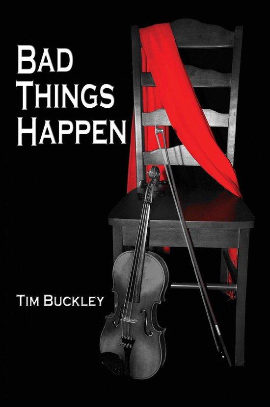 Omslag van Bad Things Happen