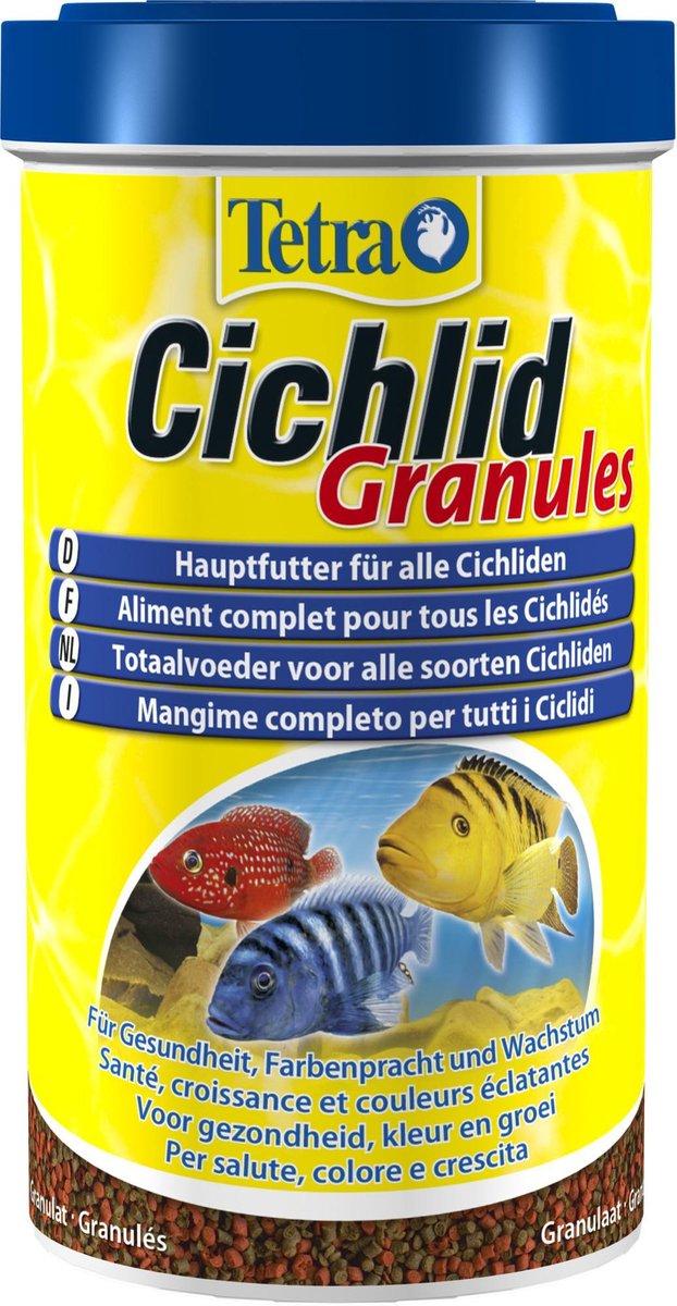Tetra Cichlid - Visvoer - 500 ml - Tetra