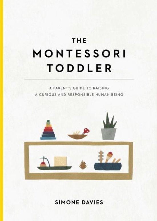 Boek cover The Montessori Toddler van Simone Davies (Paperback)