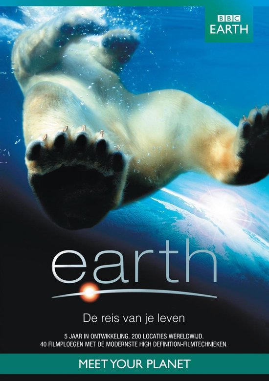 Cover van de film 'Earth'