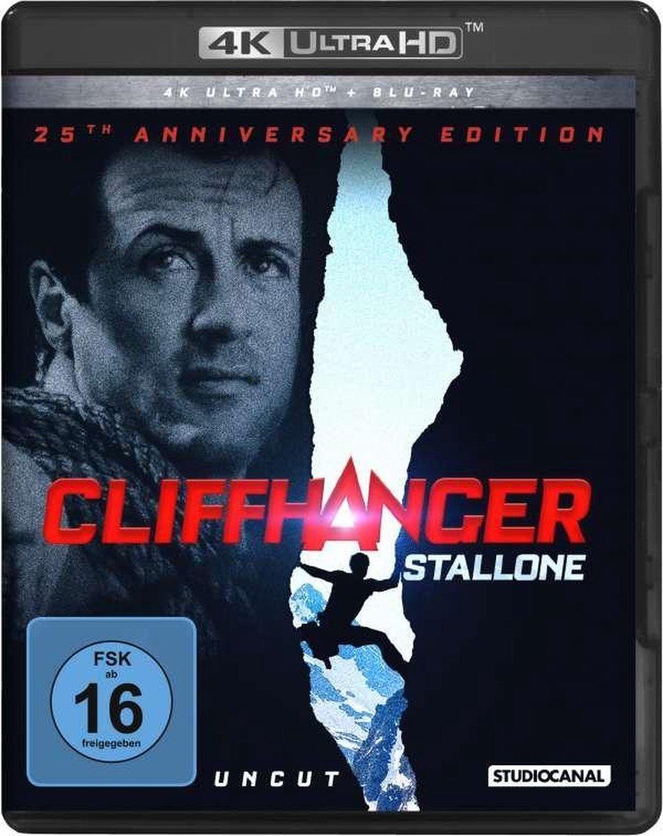 Cliffhanger (25th Anniversary Edition) (Ultra HD Blu-ray & Blu-ray)-