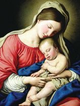 Virgin and Child Boxed Holiday Full Notecards
