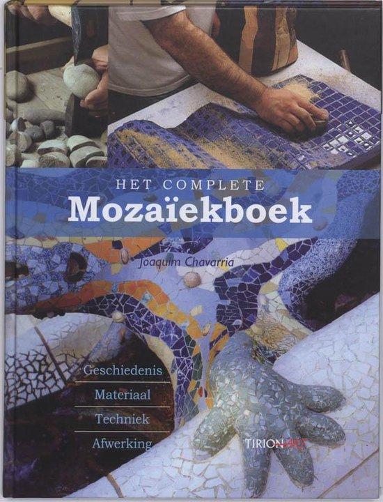 Het complete mozaïek boek - J. Chavarria |
