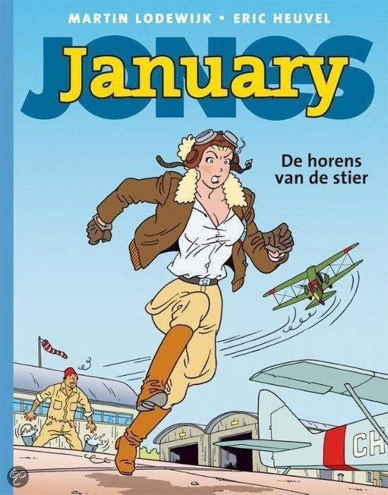 January jones hc05. de horens van de stier - Martin Lodewijk   Fthsonline.com