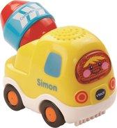 VTech Toet Toet Auto's Simon Cementwagen - Speelvoertuig