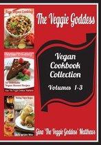 The Veggie Goddess Vegan Cookbooks Collection