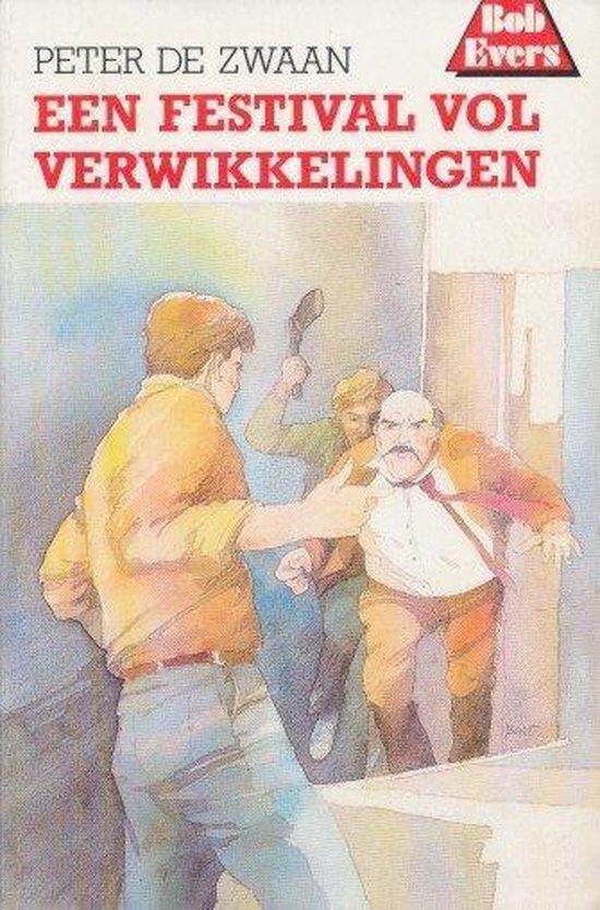 BOB EVERS 38. FESTIVAL VOL VERWIKKELINGE - Peter de Zwaan   Fthsonline.com