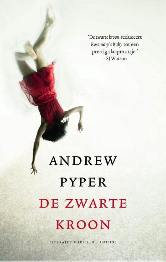 De zwarte kroon - Andrew Pyper  