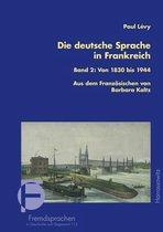 Die Deutsche Sprache in Frankreich