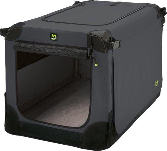 Maelson Soft Kennel 82 Anthracite