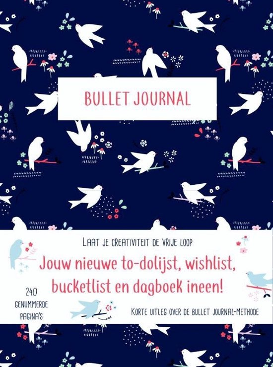 Bullet journal - Vogels