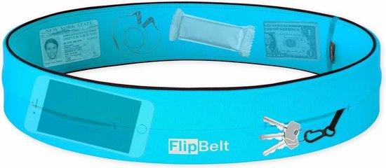 Flipbelt – Running belt  –  Lichtblauw - S