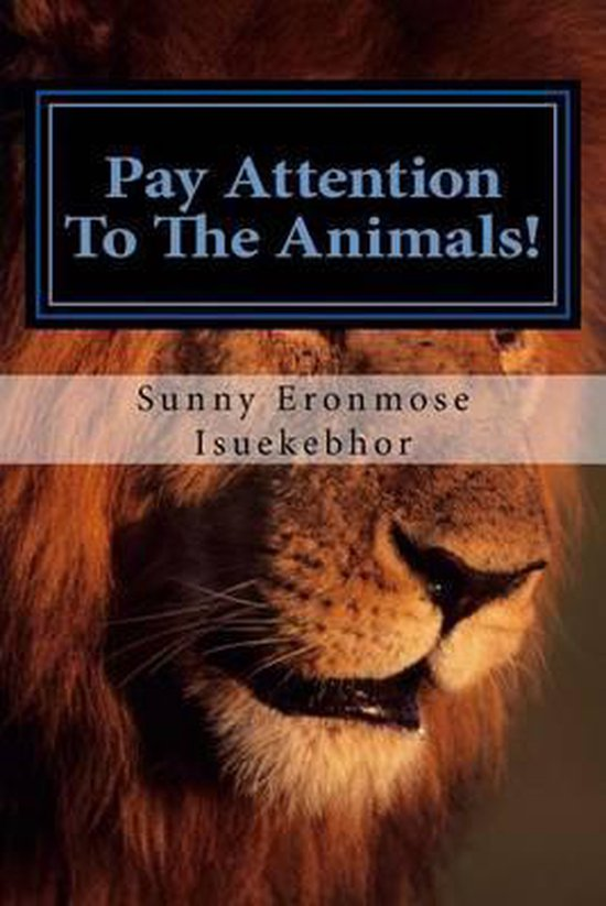 Pay Attention to the Animals!