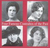 Four Famous Contraltos of the Past