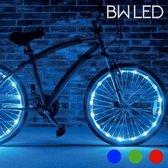 BW Led - Lichtslang voor fiets - LED verlichting - Blauw