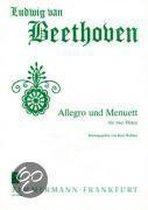 Allegro und Menuett