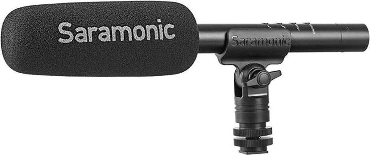 Saramonic XLR Shotgun Microfoon SR-TM1