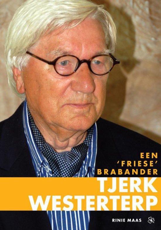 Cover van het boek 'Een Friese Brabander'