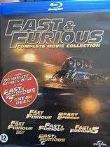 Fast Furious 1-6 + Bonus Disc '15