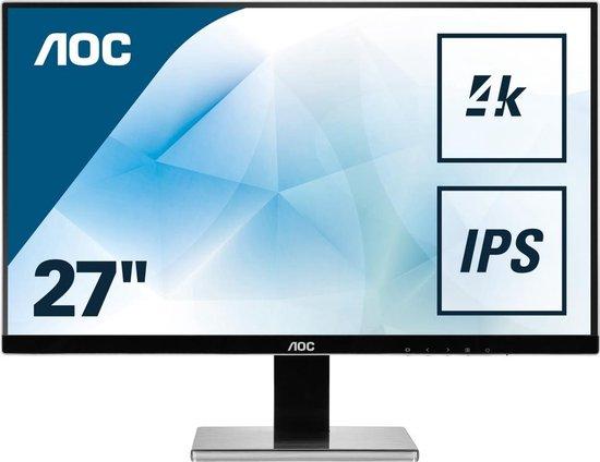 AOC U2777PQU - 4K IPS Monitor