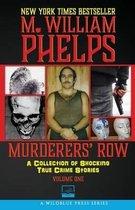 Omslag Murderers' Row