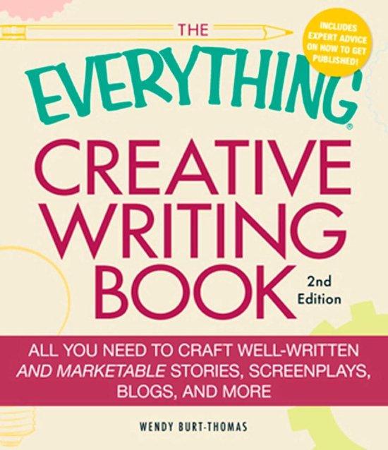 Creative writing book how write a good essay