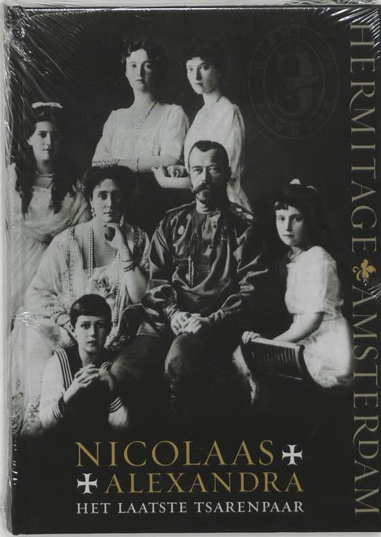 Boek cover Nicolaas En Alexandra Ned Ed van Onbekend