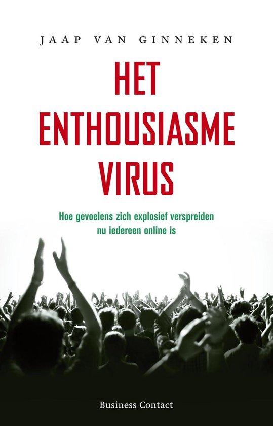 Het enthousiasmevirus - Jaap van Ginneken pdf epub
