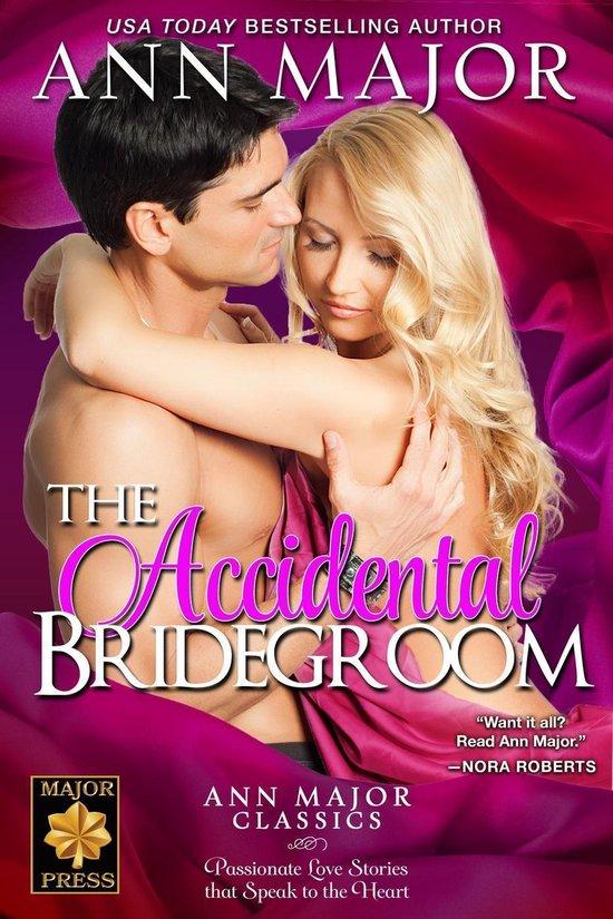 Omslag van The Accidental Bridegroom