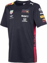 Max Verstappen Red Bull Racing kidsTeam Line 2019 t-shirt 128