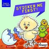 Boek cover Sticker Me First van Offshoot Books Offshoot Books
