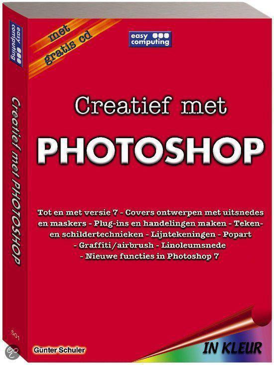 Cover van het boek 'Creatief met Photoshop + CD-ROM'