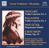Mozart: Violin Concerto No. 3