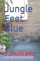 Jungle Feet Blue