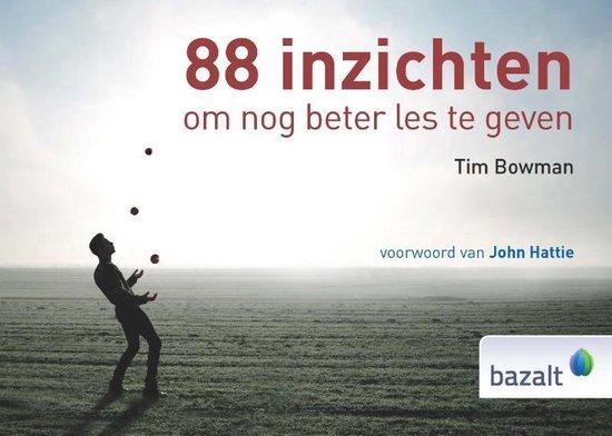 88 inzichten om nog beter les te geven - Tim Bowman | Fthsonline.com
