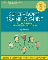 Supervisor's Training Guide