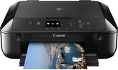 Canon PIXMA MG5750 - All-in-One Printer / Zwart