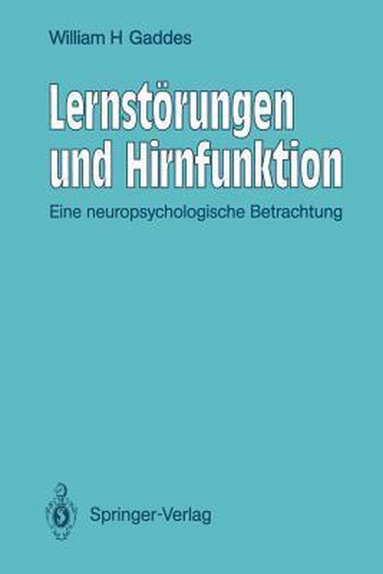 Lernstorungen und Hirnfunktion