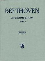 Sämtliche Lieder und Gesänge mit Klavier Band I