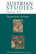 Translating Austria (Austrian Studies 23)