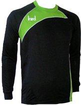 KWD Keepershirt Primero - Zwart/groen - Maat 152/176 - Junior