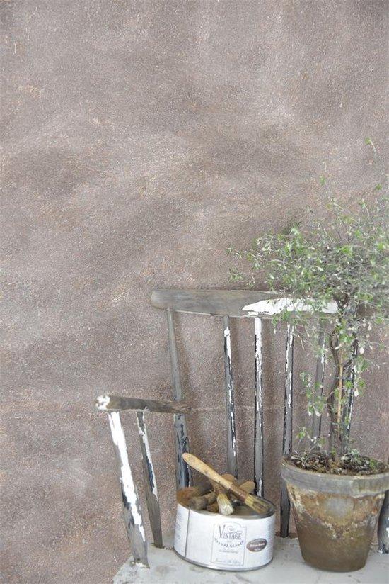 Effect paint/betonlook verf Vintage Taupe Jeanne d'arc living vintage paint