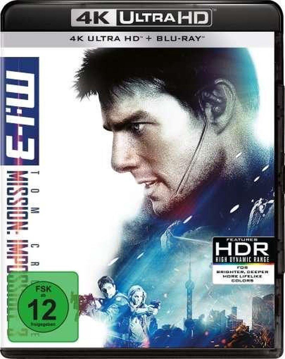 Mission: Impossible 3 (Ultra HD Blu-ray & Blu-ray)-